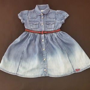 Toddler Girl Gucci Dress